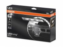 LEDriving PX-5 Daytime Running Lights by Osram, 5200K, 12V, 13.5W