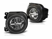 Комплект LED халогени за BMW серия 5 F10/F11/серия 5 GT F07 2013-2016 хром, ляв + десен