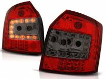 Комплект тунинг LED стопове за Audi A4 10.2000-10.2004 комби , ляв и десен