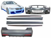 M performance пакет за BMW серия 3 F30 седан 2011-2015