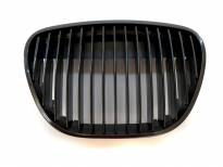 Black grille without emblem for Seat Ibiza 2002-2008
