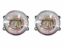 Универсални DRL дневни светлини с CREE светодиоди