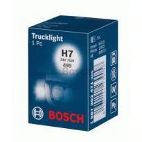 Halogen Light Bulb by Bosch H7 24V, 70W, PX26d, 1 piece