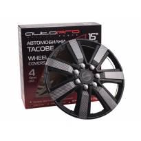 "AutoPro 15""Decorative Wheel Covers, 4 pieces"