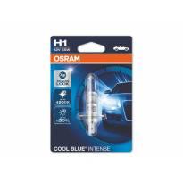 H1 Cool Blue Intense Halogen Light Bulb by OSRAM, 12V, 55W, P14.5s, 1 piece