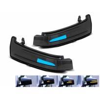 Тунинг LED мигачи за странични огледала на Mercedes C класа W204/C204, E класа W212/C207, A класа W176, B класа W246, CL W216, CLS C218, GLK X204, S класа W221