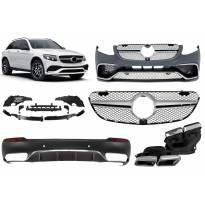 AMG bodykit type 63 for Mercedes GLC X253 after 2015 year