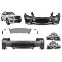 AMG пакет за Mercedes GLK X204 2012-2015 година