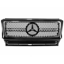 AMG Chrome/Black grille for Mercedes W463 after 1989