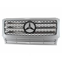 AMG Chrome grille for Mercedes W463 after 1989