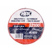 PVC изолационна лента HPX тип VDE 19mm/20m червена