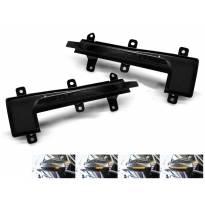 Тунинг LED мигачи за странични огледала на Audi TT, TTS, TTRS Coupe/Cabrio 2006-2014, R8 2007-2016