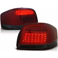 Комплект тунинг LED стопове за Audi A3 05.2003-2008 3/5 врати, хечбек , ляв и десен