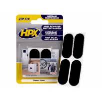 Велкро подложка ZIP FIX на HPX 20mm/50mm черна
