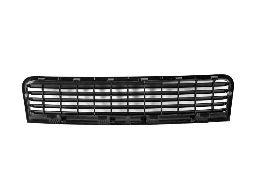 Black grille without emblem for Audi A4 2000-2004 - 2