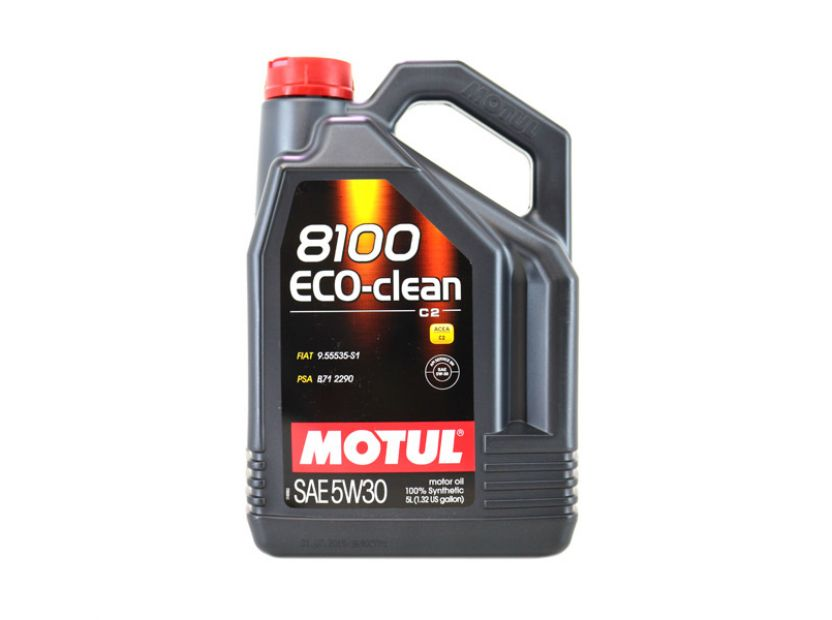 MOTUL 8100 ECO-CLEAN 5W30 5L - 1