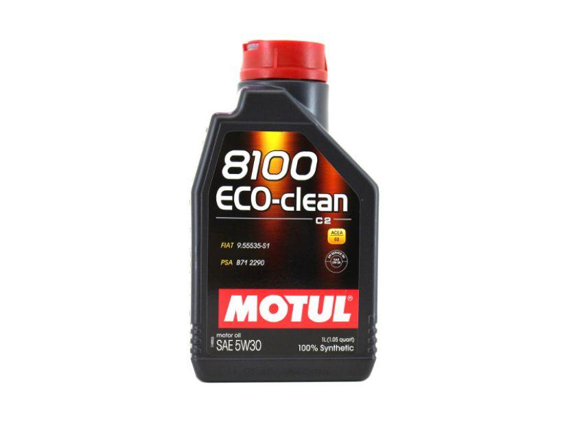 MOTUL 8100 ECO-CLEAN 5W30 1L - 1