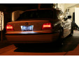LED License Plate Light for BMW 3 series E46 sedan/station wagon 1998-2005 8