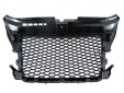 RS Black grille for Audi A3 2009-2011 without PDC 6